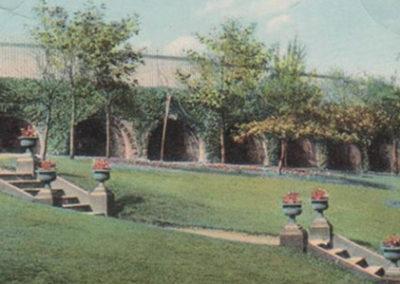 000101 - Beaumont Park Arches Postcard