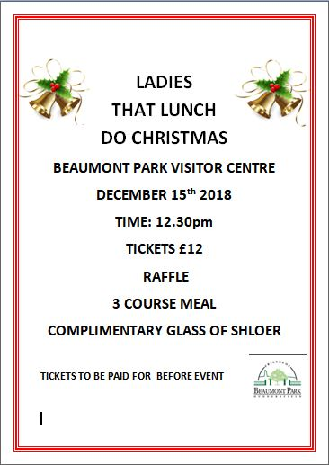 Ladies Who Lunch Christmas Special