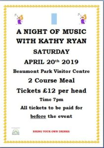 A NIGHT OF MUSIC WITH KATHY RYAN