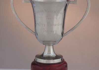 Holmfirth Geoffrey Richardson Trophy